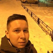 Profil Pengguna Николай