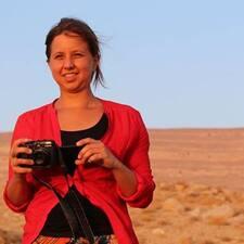 Katleen felhasználói profilja