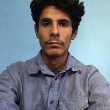 Jose Javier felhasználói profilja