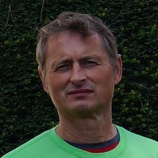 Perfil de l'usuari Dieter