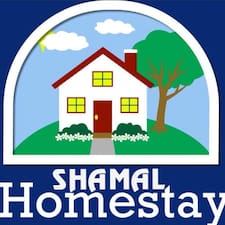 Henkilön Shamal käyttäjäprofiili