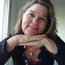 Henkilön Elaine käyttäjäprofiili