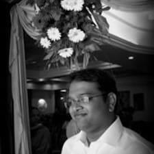 Profil utilisateur de Vinodh