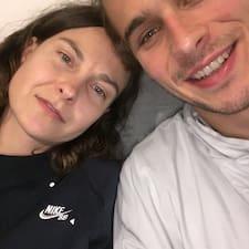 Nutzerprofil von Margaret & Tomek