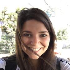 Maddie felhasználói profilja