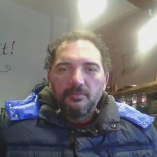 Profil utilisateur de Dario