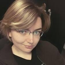 Profil utilisateur de Ouliana