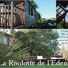 Roulotte - Uživatelský profil