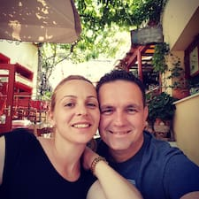 Profilo utente di Dimitris & Andriana