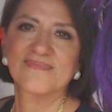 Användarprofil för María Antonieta