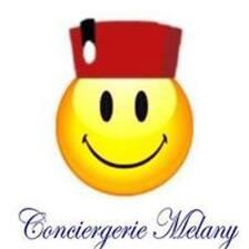 โพรไฟล์ผู้ใช้ Melany