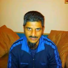 Gebruikersprofiel Mahomed Shuaib