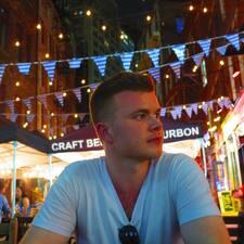 Conor User Profile