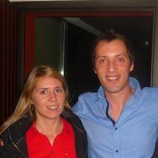 Användarprofil för Bárbara & Carlos
