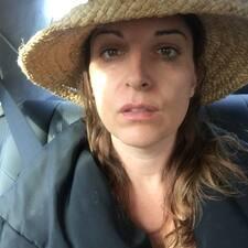 Thea felhasználói profilja