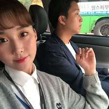 Профиль пользователя Yewon