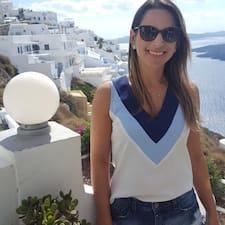 Debora felhasználói profilja