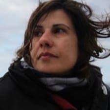 Gessica felhasználói profilja