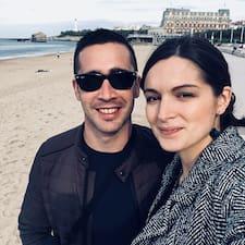 Anthony & Nathalie User Profile