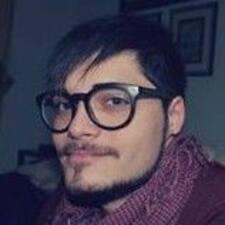 Dario的用戶個人資料