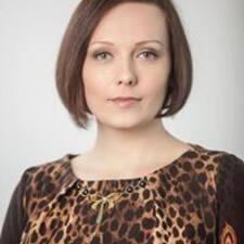 Profil utilisateur de Kateryna