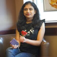 Profil utilisateur de Kalpana