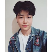 Profil utilisateur de Yimin