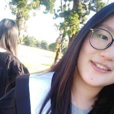 Henkilön Cheng-Xuan käyttäjäprofiili