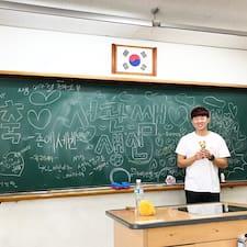 Gebruikersprofiel SeongGwan