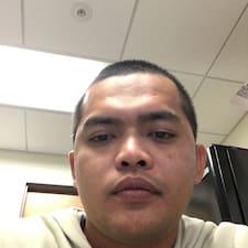 Profil utilisateur de Melvin
