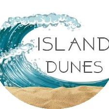 Profil Pengguna Island Dunes