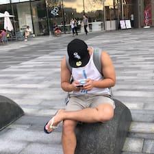 稷堂 - Uživatelský profil