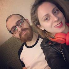 Nina & Alex Brugerprofil