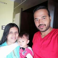 Profil korisnika Manjunath