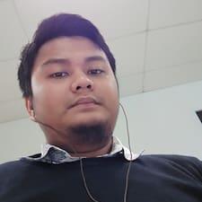 Fadhli User Profile