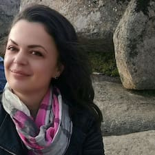 Gergana User Profile
