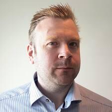 Användarprofil för Lars