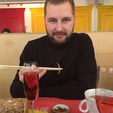 Nutzerprofil von Kostya