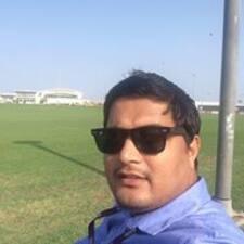 Профіль користувача Mahesh