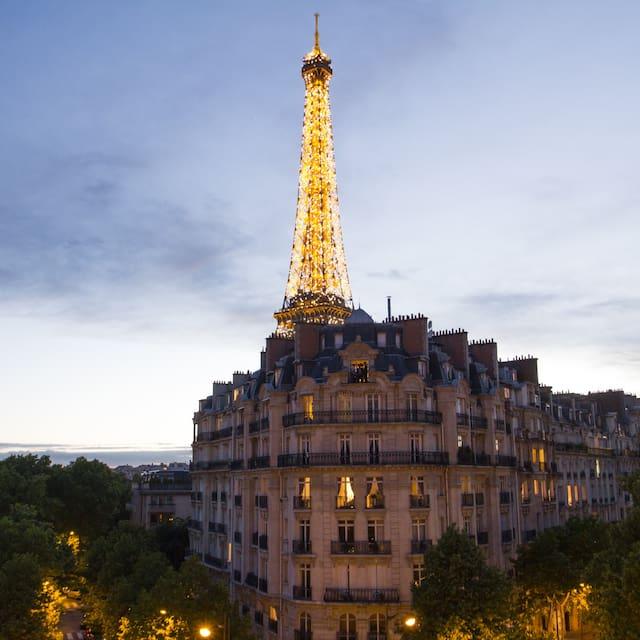 Paris Perfect User Profile