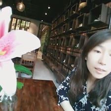 Jeongeun felhasználói profilja