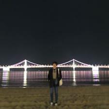 Gebruikersprofiel Kyuongjin