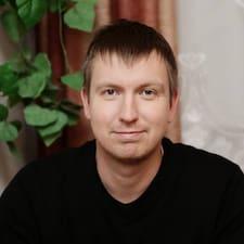 Perfil de usuario de Sergei