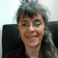 Henkilön Corinne käyttäjäprofiili