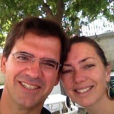 Alexandra & Miguel的用戶個人資料