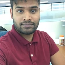 Profil Pengguna Vishnu Vardhan