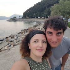 Gebruikersprofiel Enrica & Gian Marco