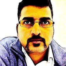 Perfil de usuario de Vivek
