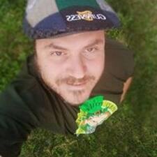 Profil utilisateur de Gino