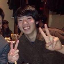 Användarprofil för Naoto